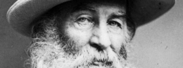 Happy Birthday, Walt Whitman. Thank you for all the songs and poems.